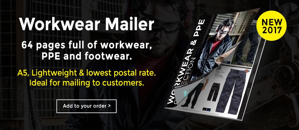 Workwear Mini Mailer