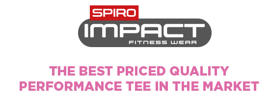 The New Spiro AirCool Tee