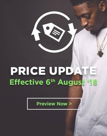 Mid Year Price Update