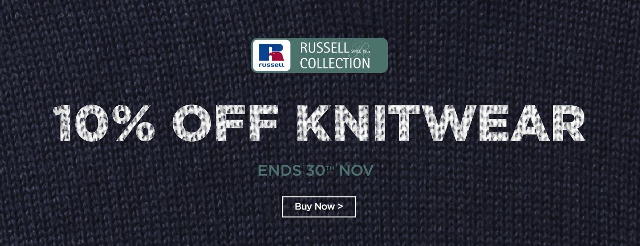 Knitwear Offer