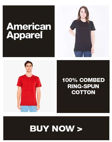 American Apparel 2001W