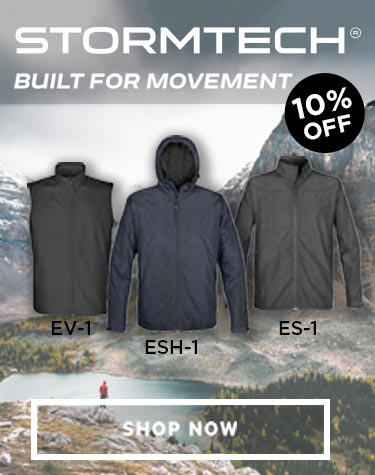 Stormtech Softshell March19