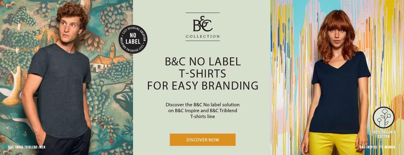 BC No Label