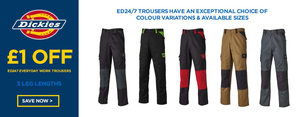 Dickies Trousers
