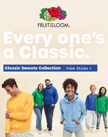 Fruit Of The Loom classic sweats