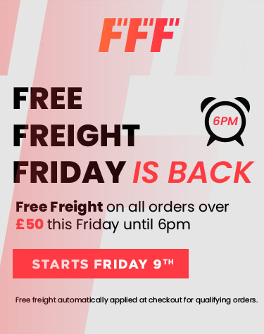 Free Freight Friday