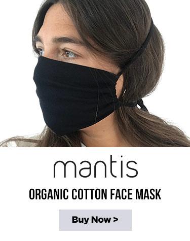 Mantis Face Mask