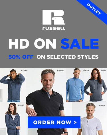 Russell HD Offer