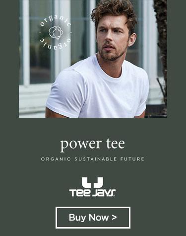 Tee Jays Power Tee