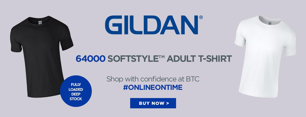 Gildan 64000
