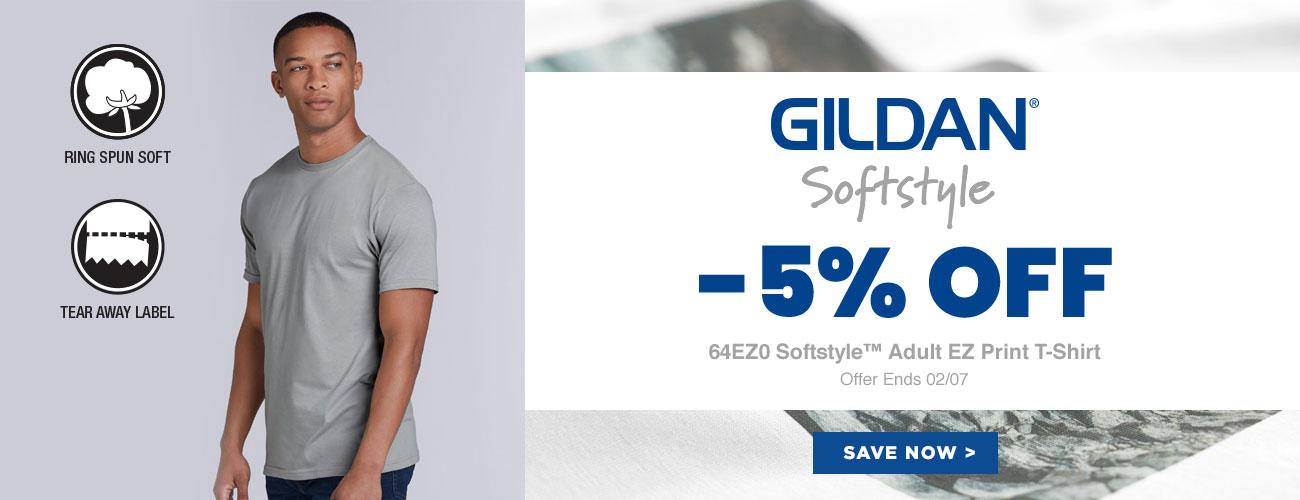 Gildan Offer