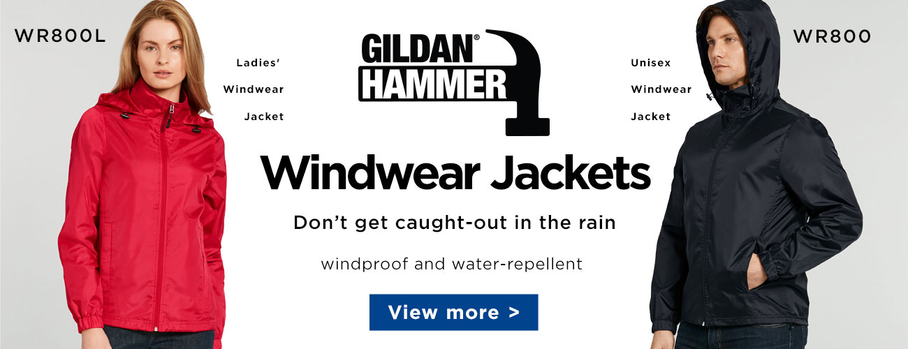 Gildan Hammer Windwear