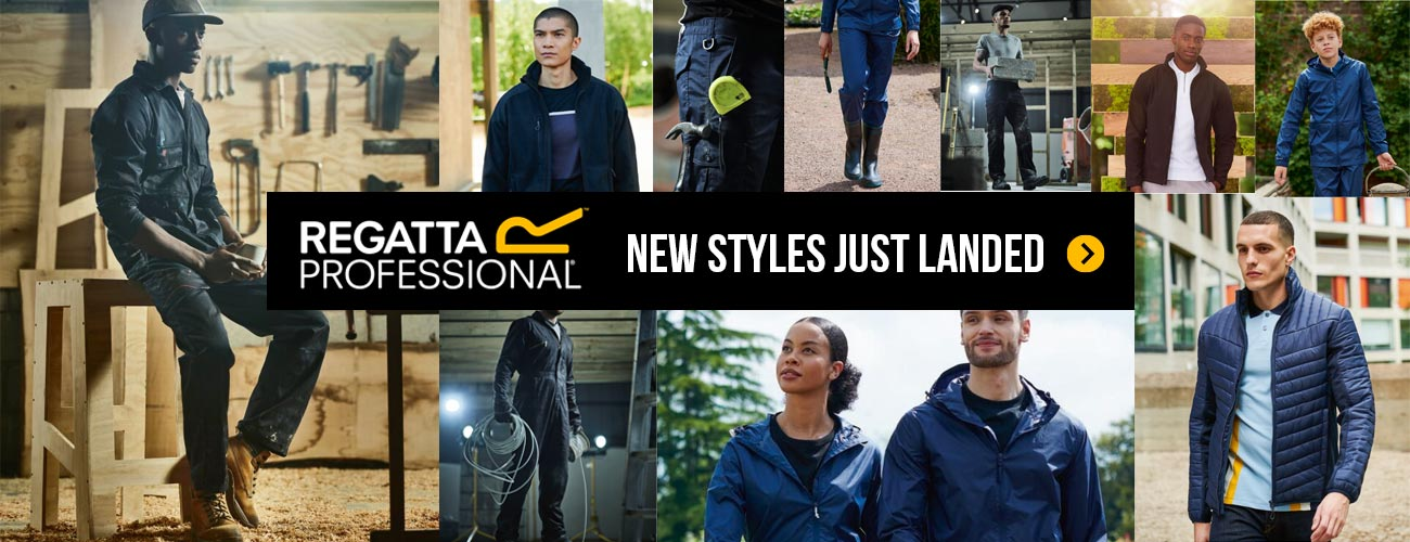 Regatta New Styles